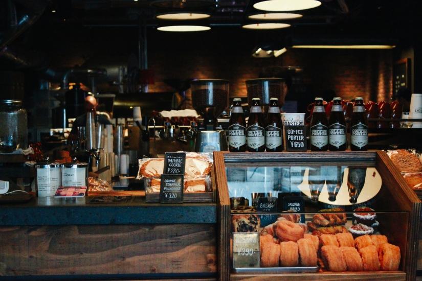 The Roastery by Nozy Coffee // Omotesando, Tokyo // 表參道,東京