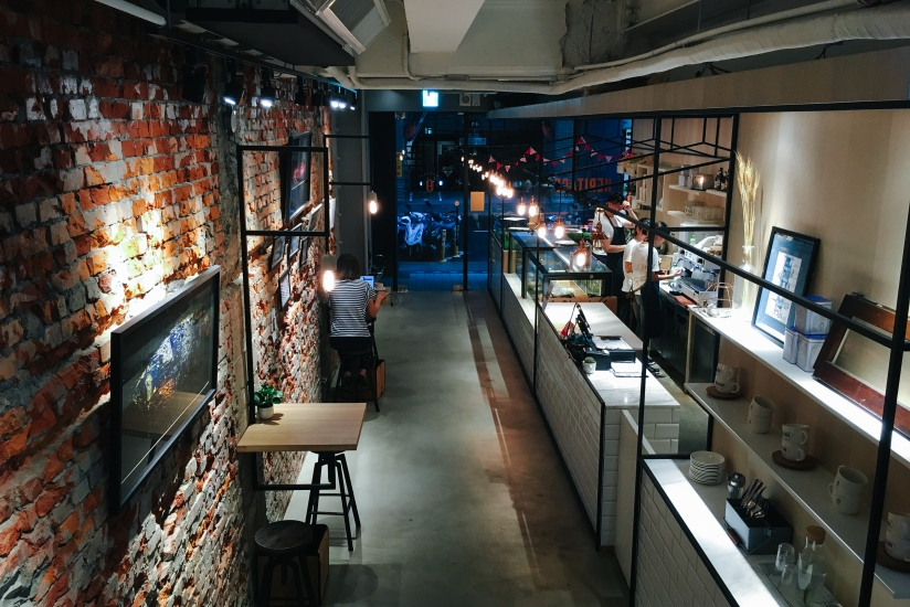 Heritage Bakery & Cafe // Ximen, Taipei // 西門,台北