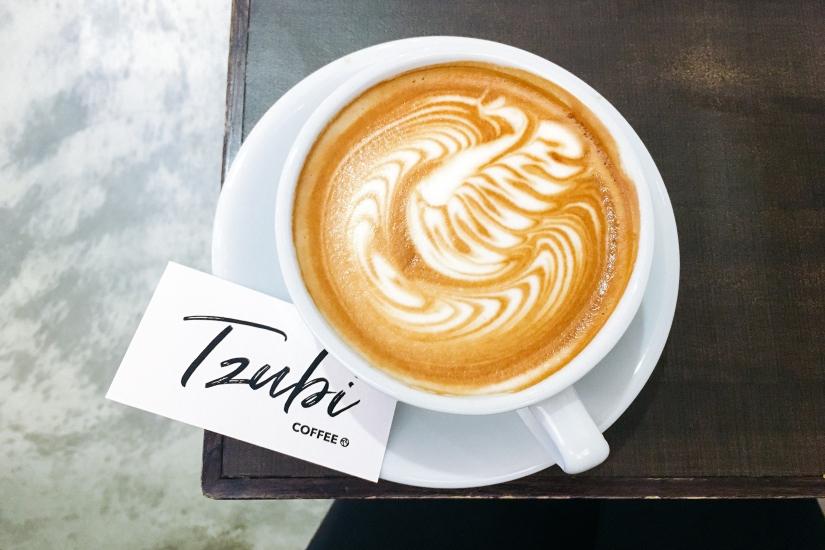 Tzubi Coffee // Da'an, Taipei // 大安,台北